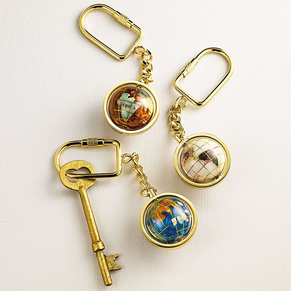 Gemstone globe key ring set awesome stuff to buy pinterest key gemstone globe key ring set gumiabroncs Image collections