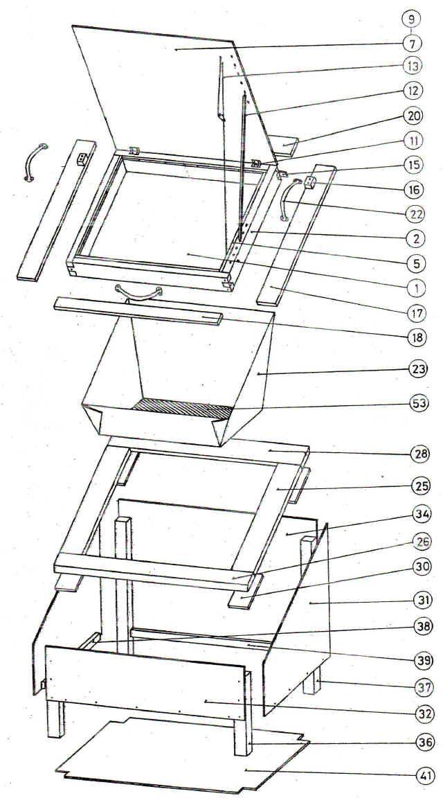 diy solar oven diagram. Use VmaxTanks batteries