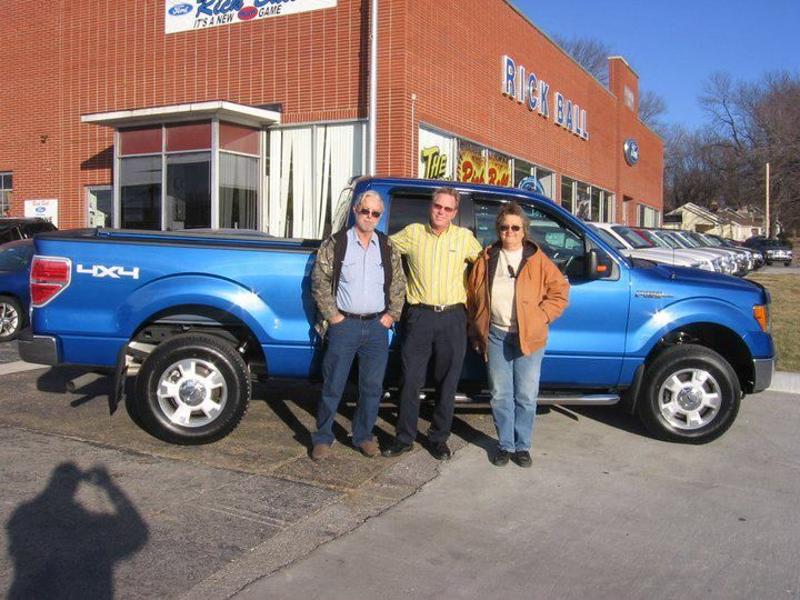 Rick Ball Ford >> Thank You So Much To All Of Our Rick Ball Ford Lincoln Fans