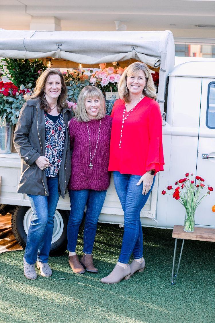 Jjs flower truck atlantas flower truck with a purpose