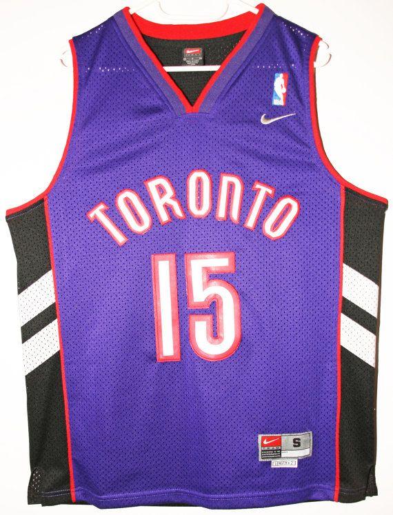 best website 86028 50f93 Nike NBA Basketball Toronto Raptors #15 Vince Carter Trikot ...
