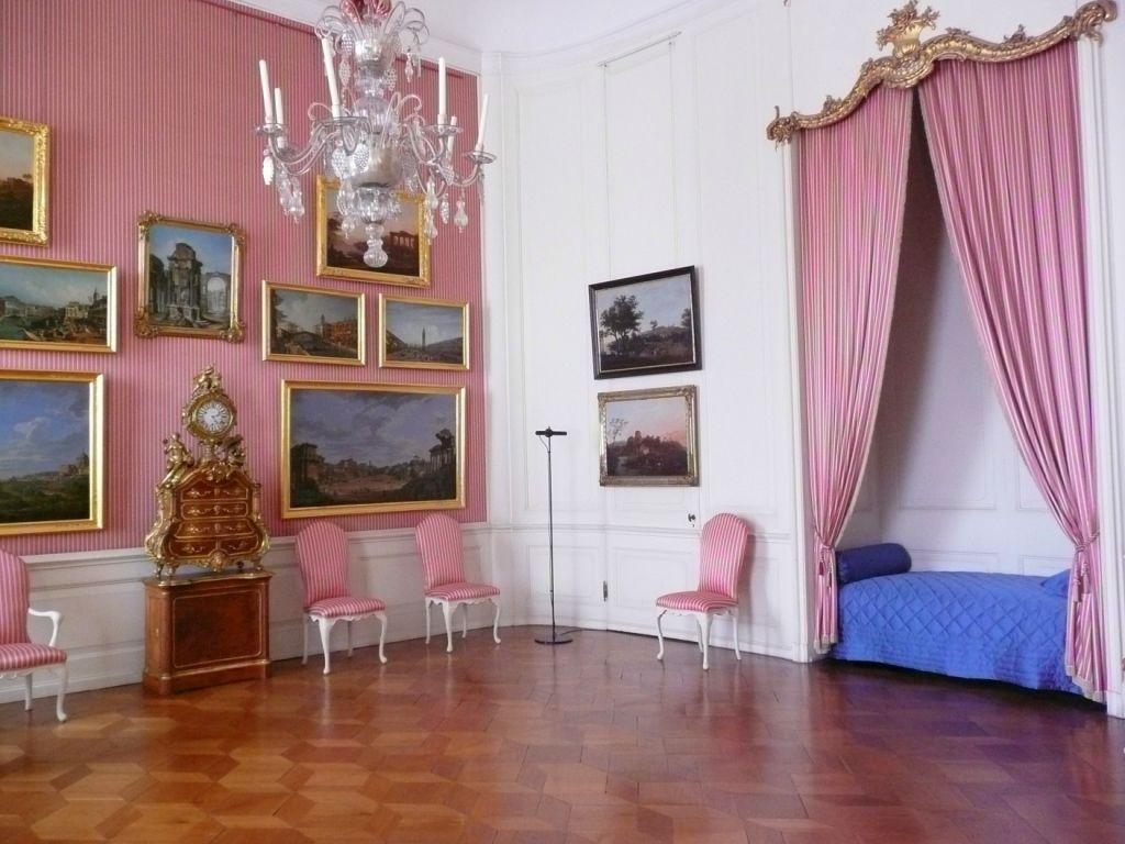 Liebe Hannover gästezimmer im schloss sanssouci in potsdam aufgenommen und