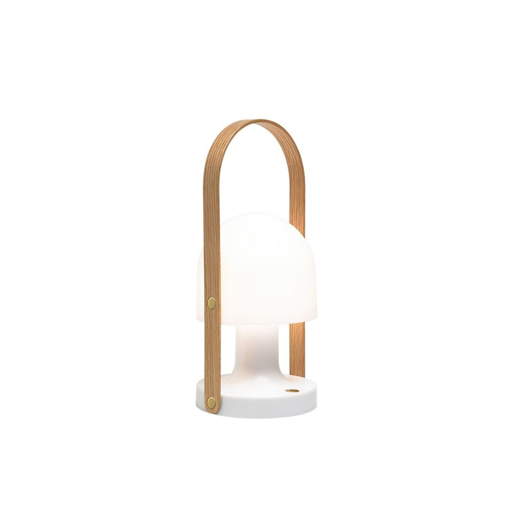 Design gift: Marset FollowMe Portable Table Lamp #ledtechnology