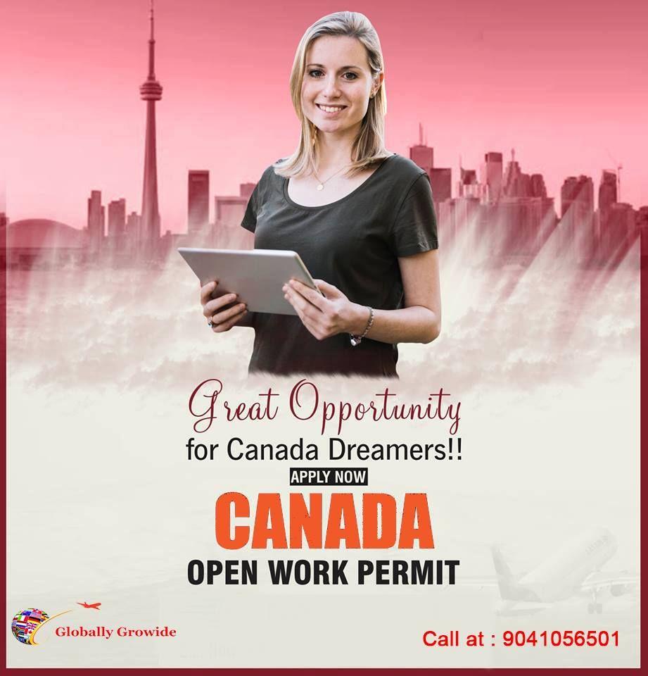 Get CANADA Work Permit 🇨🇦 🇨🇦 ️ Minimum Documents Required