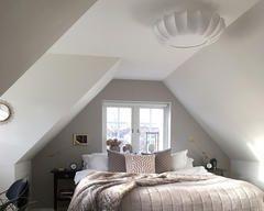 slaapkamer in scandinavische stijl inspiratie aardetinten