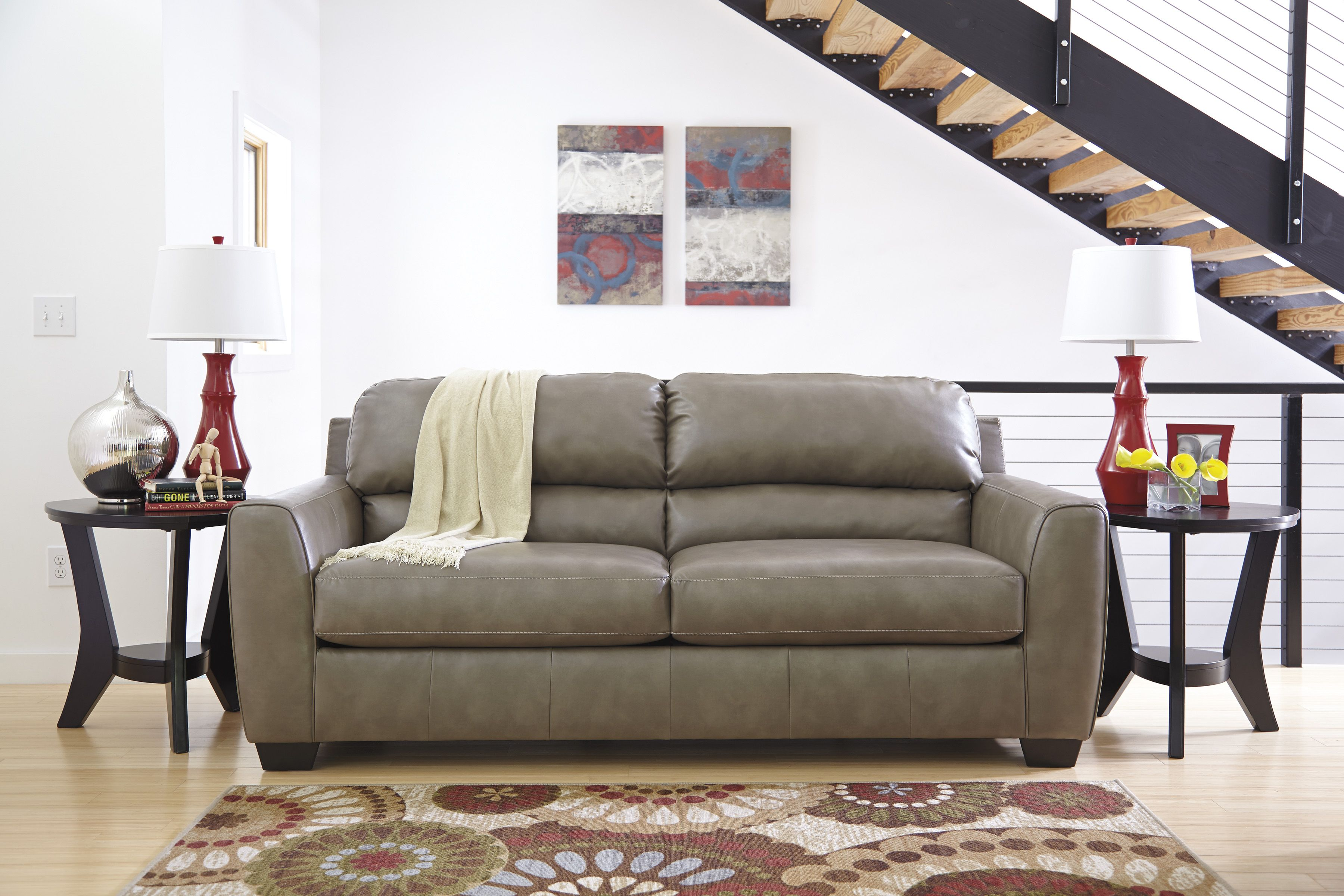 Kaylor Quarry Sofa Sofa Queen Sofa Sleeper Furniture