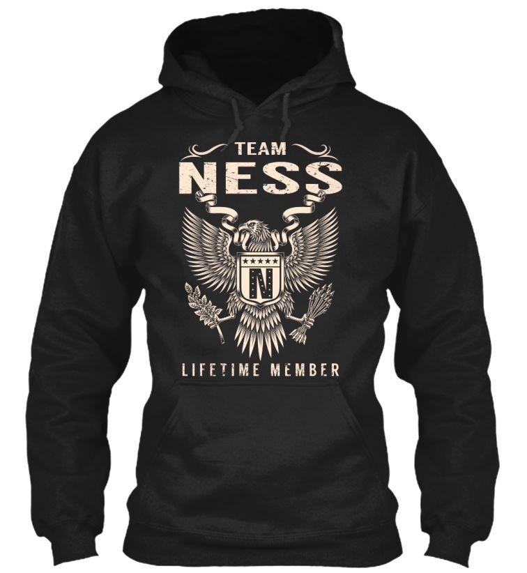 Team NESS Lifetime Member #Ness