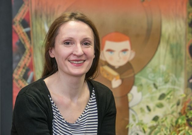 Nora Twomey Filmmaker animator Nora Twomey known for works including THE