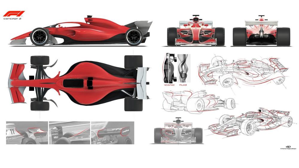 2021 F1 Car Concept Two Racefans Formula 1 Car Formula 1 Car Design