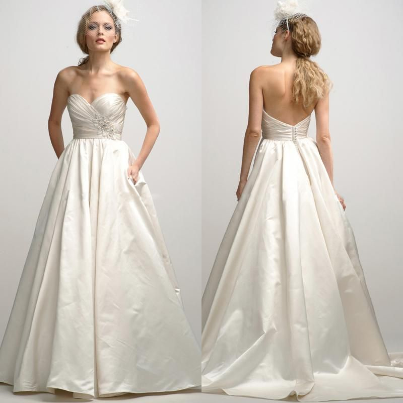 how to clean taffeta wedding dress