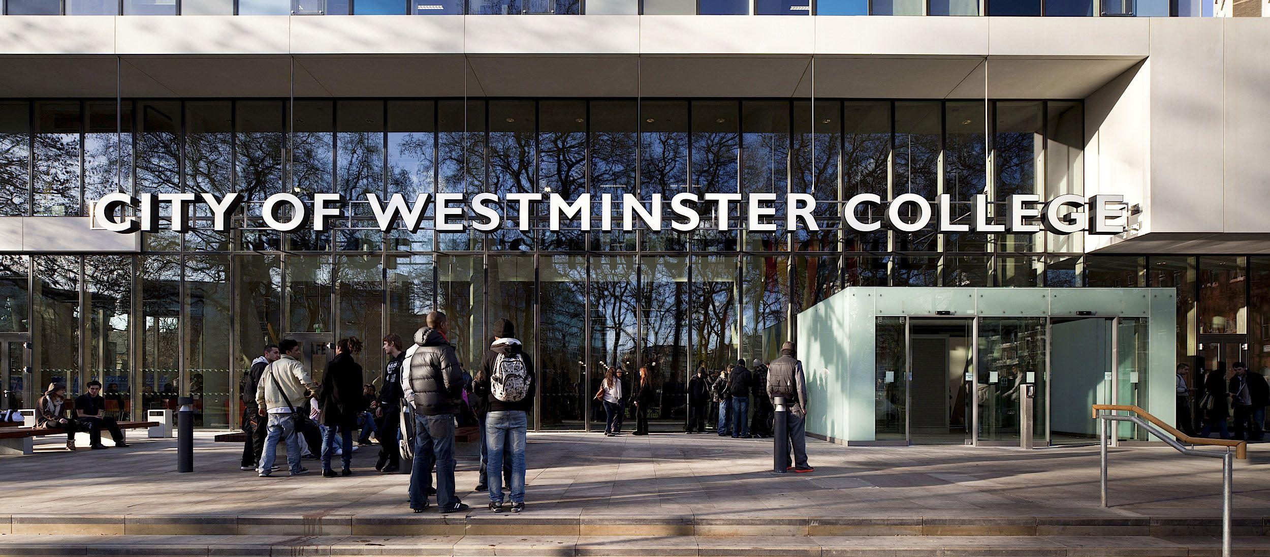 City Of Westminster College London United Kingdom Schmidt Hammer Lassen Architects Photo Adam Mork