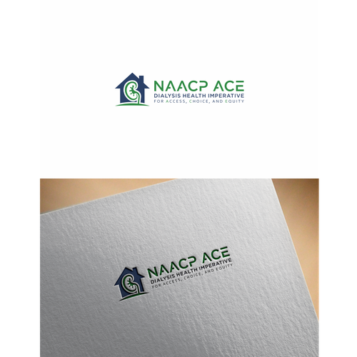 Naacp Ace Kidney Health Dialogue Create A Logo For A Partnership Between Naacp And The Allianc Professional Business Cards Logo Branding Identity Design Jobs