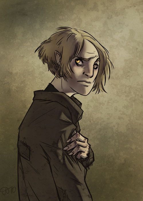 Remus Lupin by eve-bolt on DeviantArt