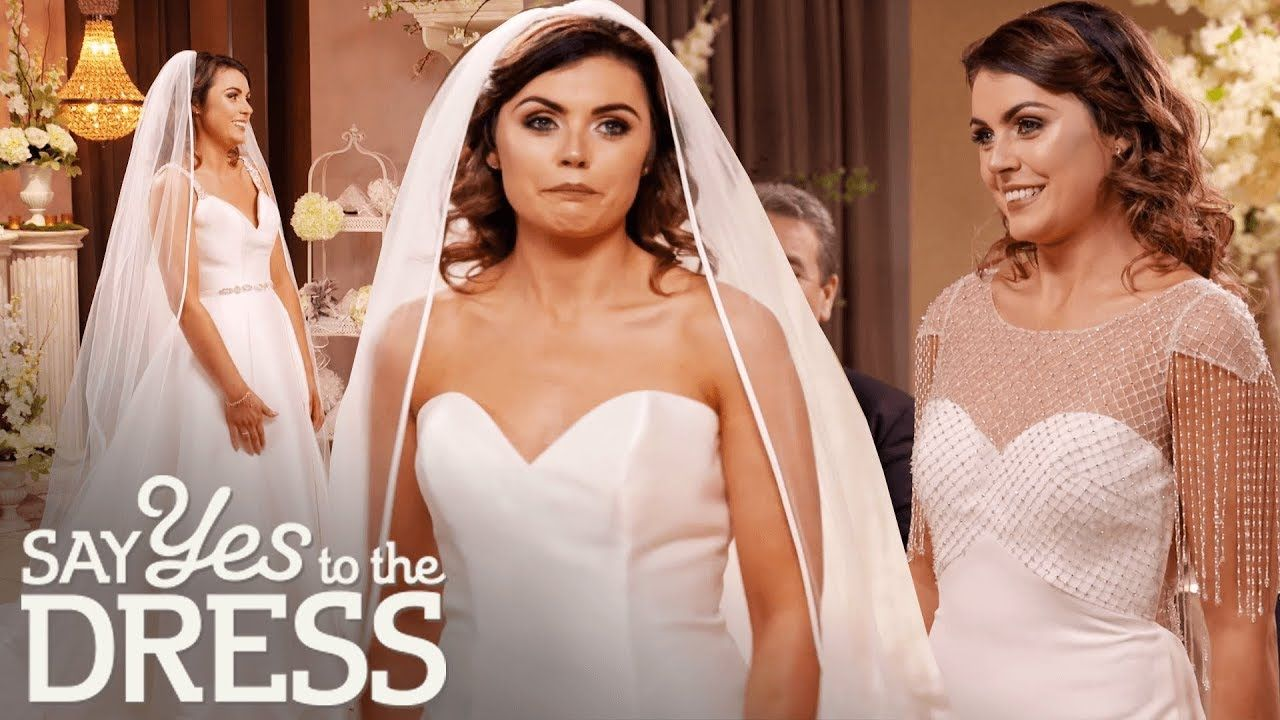 Bride Rocks Simple But Elegant Dress! Say Yes To The
