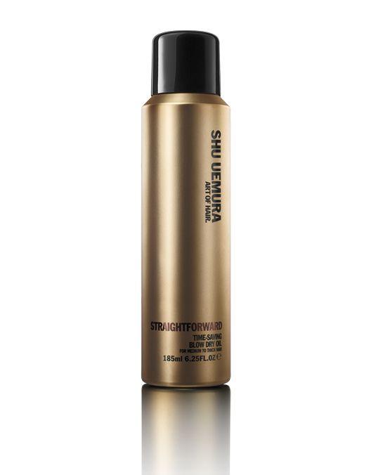 Shu Uemura Art Of Hair Straightforward Time Saving Blowdry Oil Spray