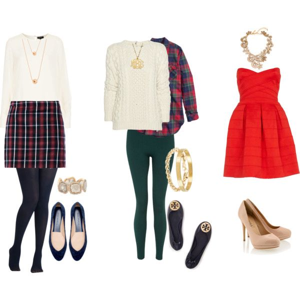 christmas eve outfits - Untitled #106 D R E S S U P Pinterest Outfits, Holiday