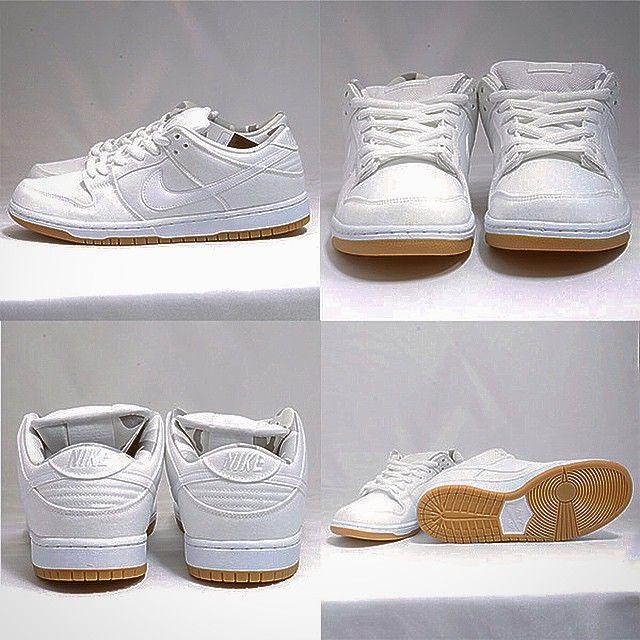 Nike SB Dunk Low White/Gum