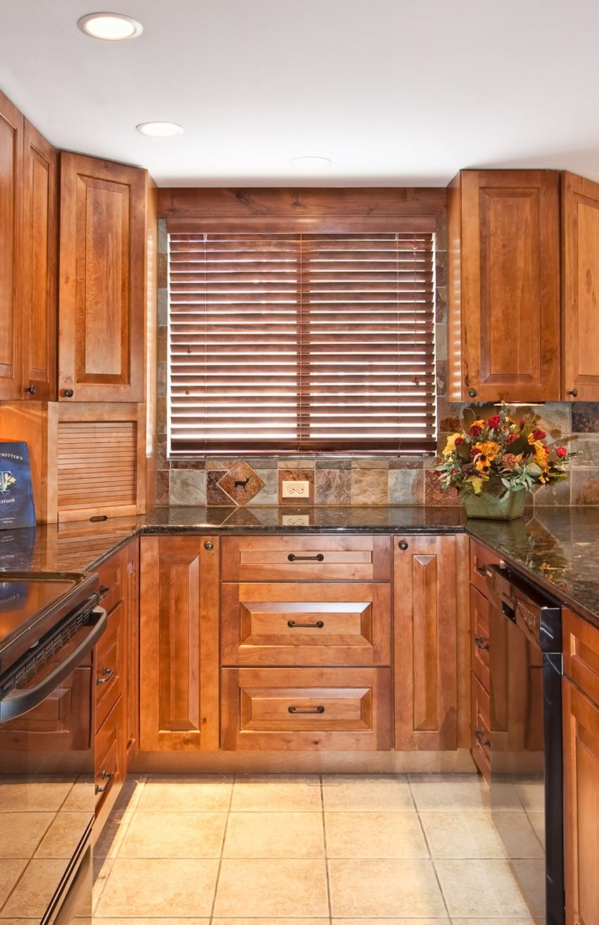 Rustic Birch Cabinets | ... Cabinets 855x1319 Creative Cabinetry ...