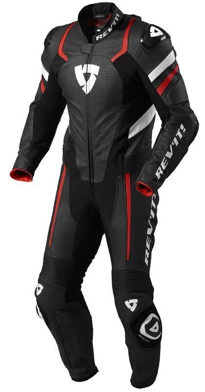 Revit Hunter 1 Teiler Lederkombi Motorradbekleidung Motorrader