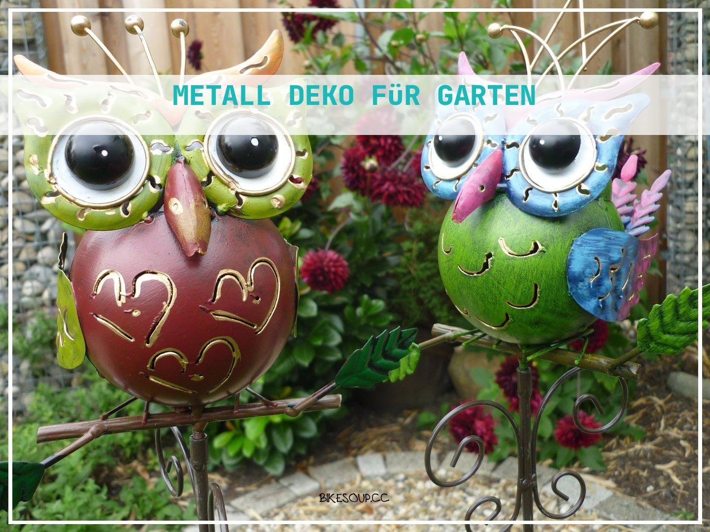 86 Schön Metall Deko Für Garten Deko Garten Deko Grillplatz Im Garten