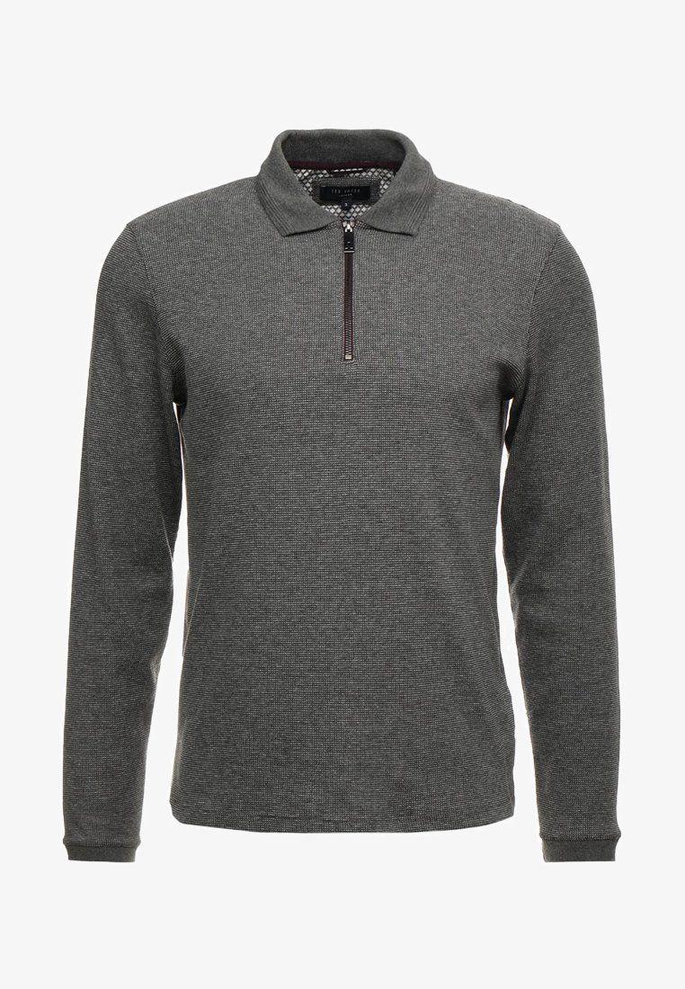 e7ec3910d CAOCO - Polo shirt - charcoal @ Zalando.co.uk 🛒 | POLOS N' SHIRTS