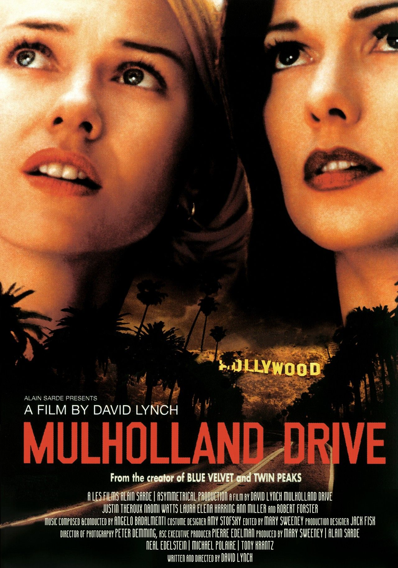 b295d540c Mullholand Drive movie poster - Google Search | movies and ...