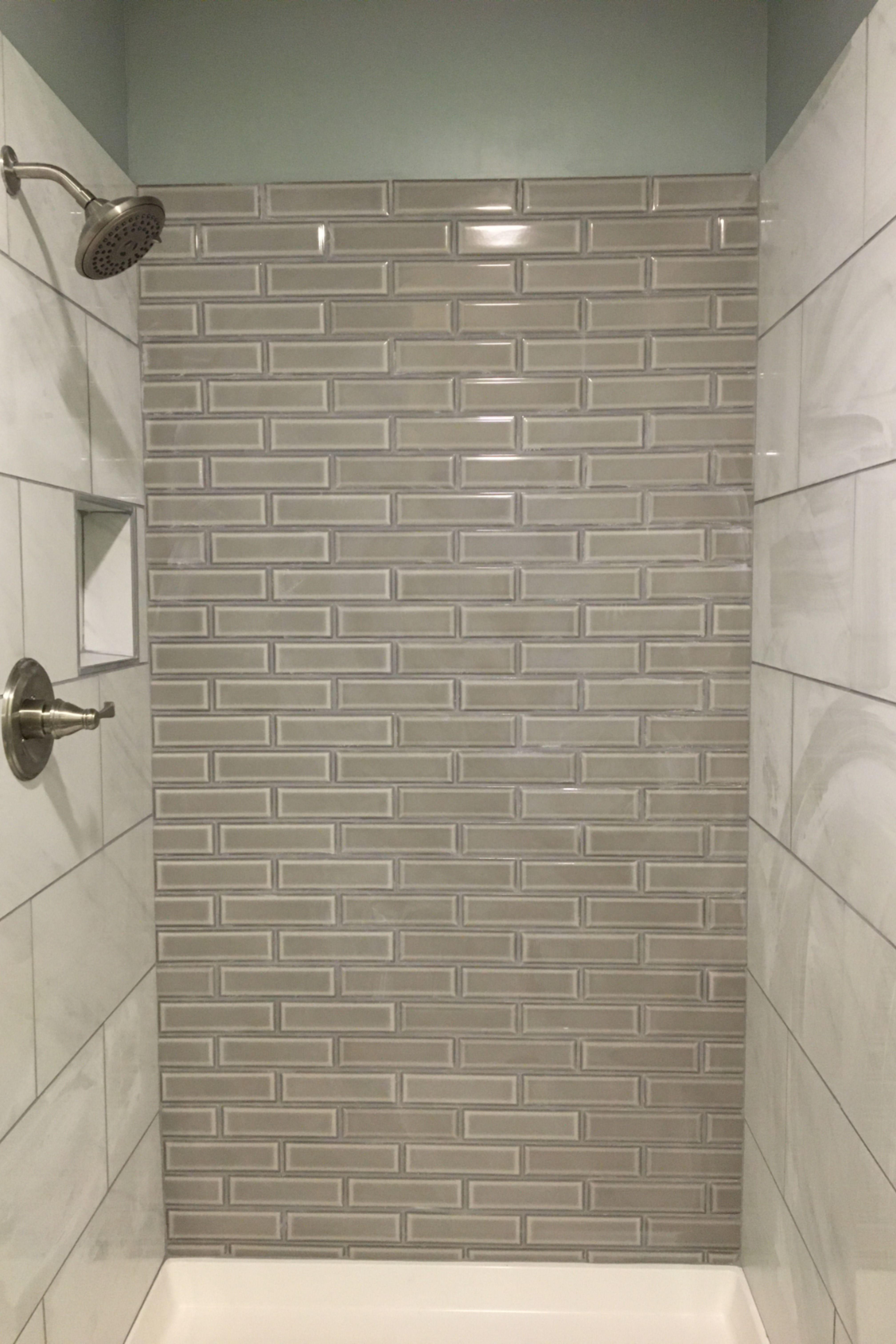 Mto0347 Modern 3x10 Subway Gray Glazed Ceramic Tile In 2020 Glazed Ceramic Tile Diy Tile Ceramic Tiles