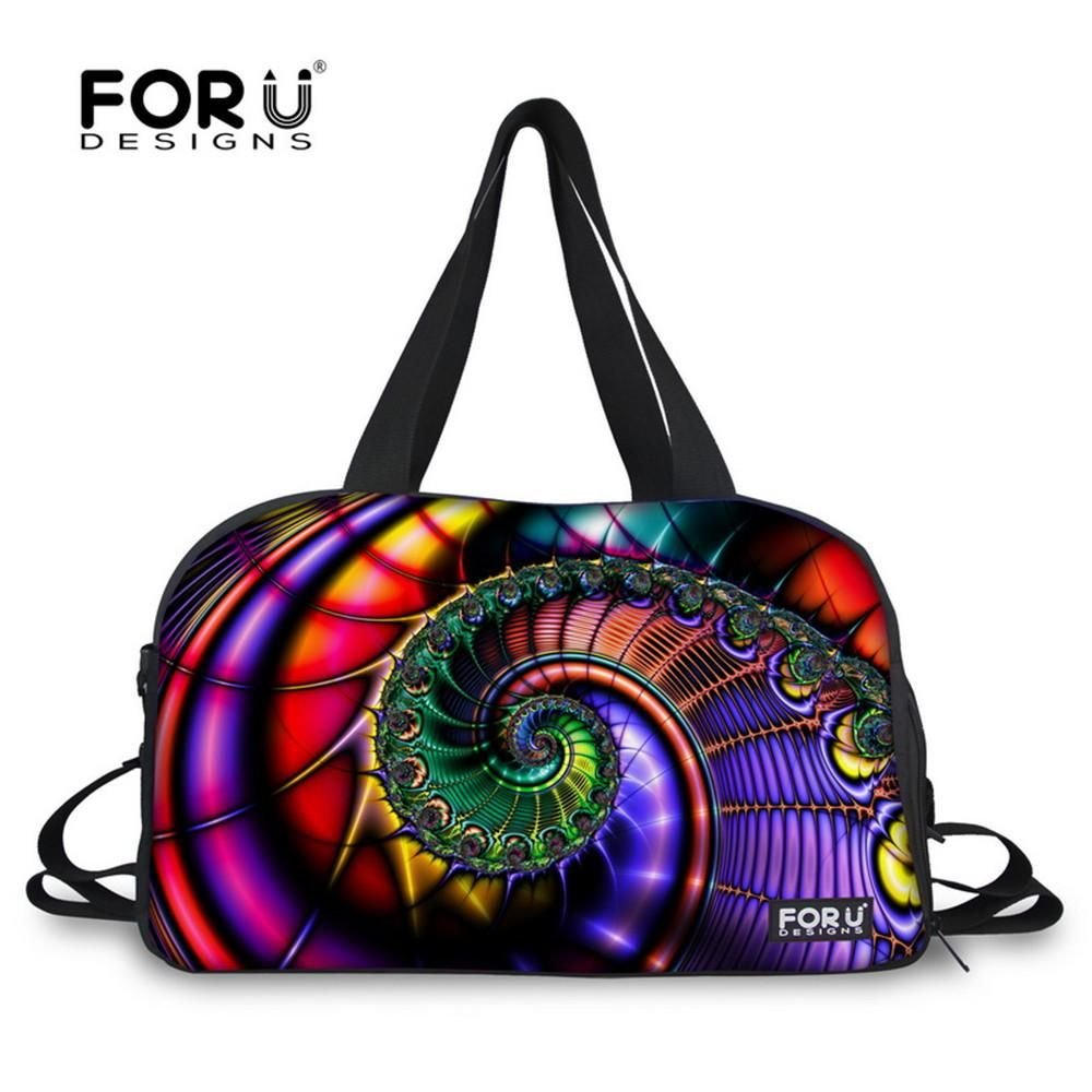 8e07fc0aba FORUDESIGNS Rainbow Persian Style Women Yoga Mat Sport Bags Independent  Waterproof Shoes Pocket Dirty Pocket Men