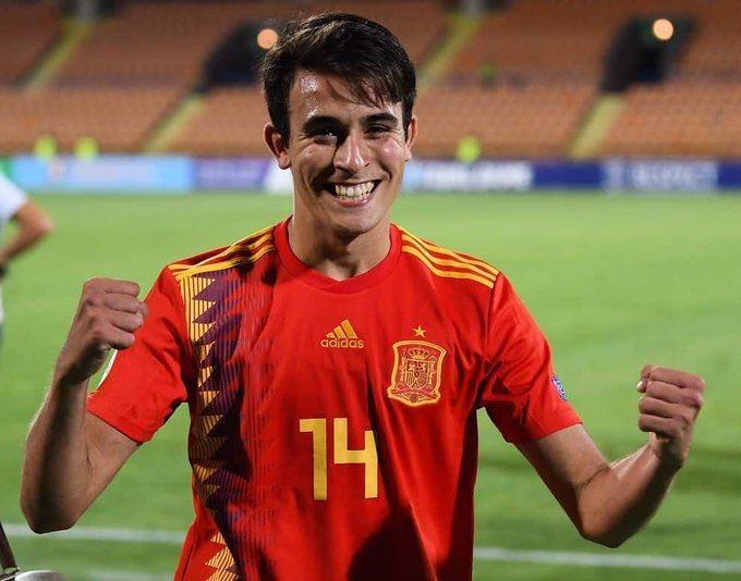 """Eric Garcia: """"They [Manchester City] are playing on the same days we"""