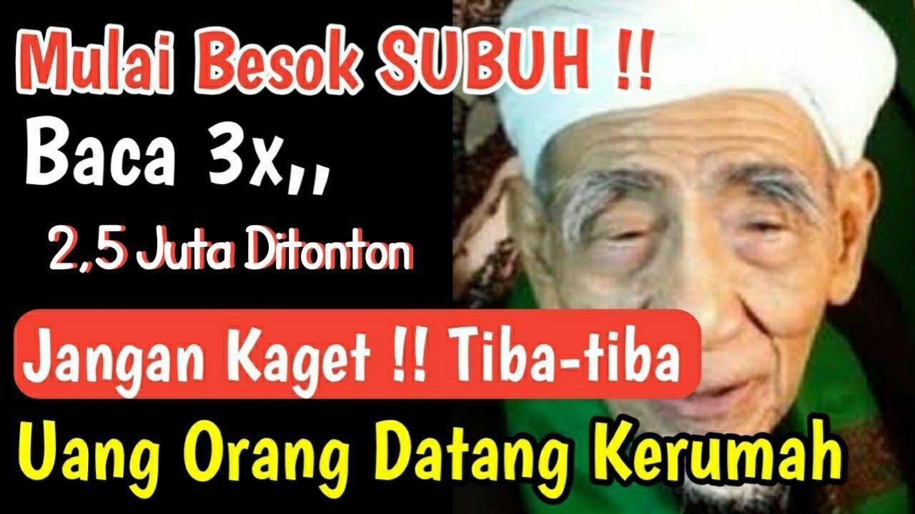 Baca 3x Seumur Hidup Kaya Raya Seumur Hidup Keajaiban Sholawat Doa Cepat Kaya Youtube In 2021 Agama Islam Islam Doa