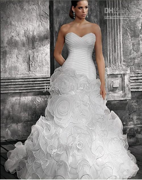Wholesale Wedding Dresses - Buy Ball Gown Sweetheart ...