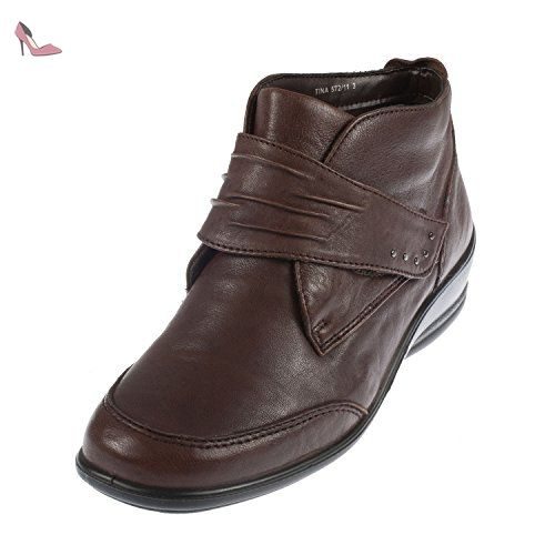 Chaussures Padders marron femme pbQi9i
