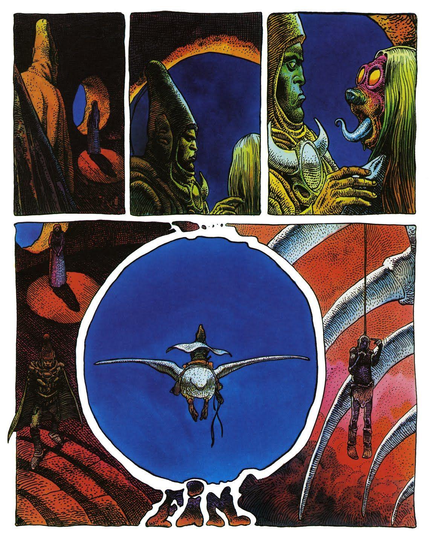 RIP Moebius - I wish I knew his work better than I do.