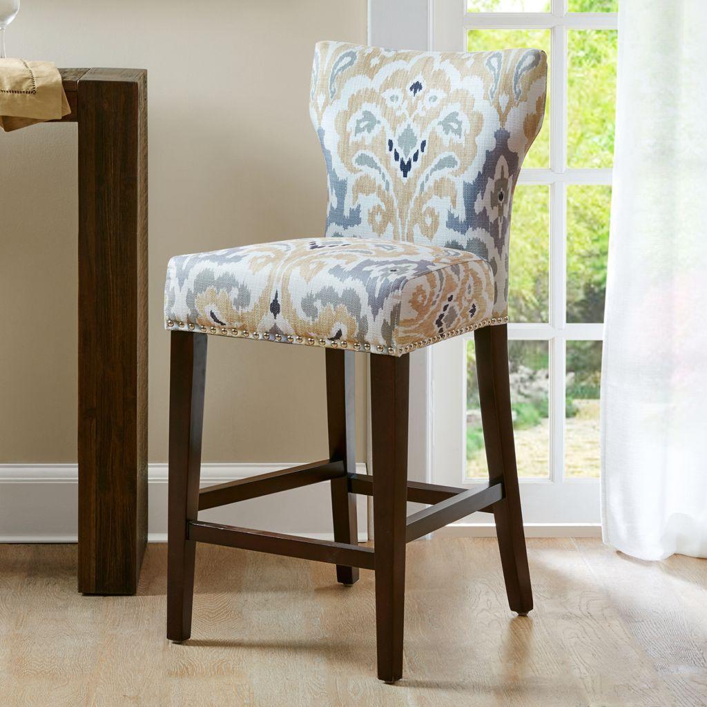 Madison Park Emilia Counter Stool   Counter stools, Stool, Kitchen ...