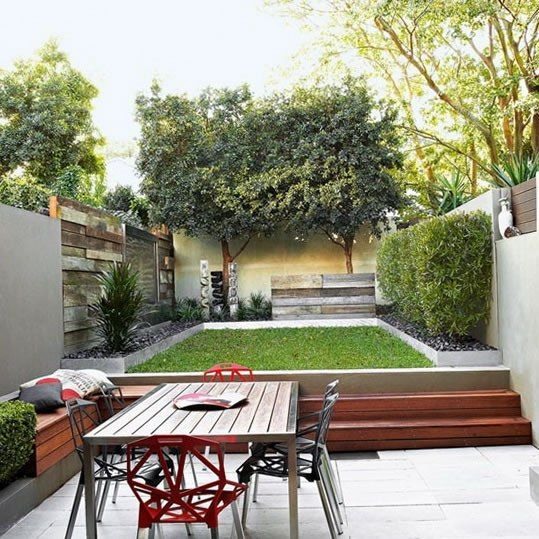 Imagenes de jardines modernos ideas de dise o imagenes for Jardines de patios modernos