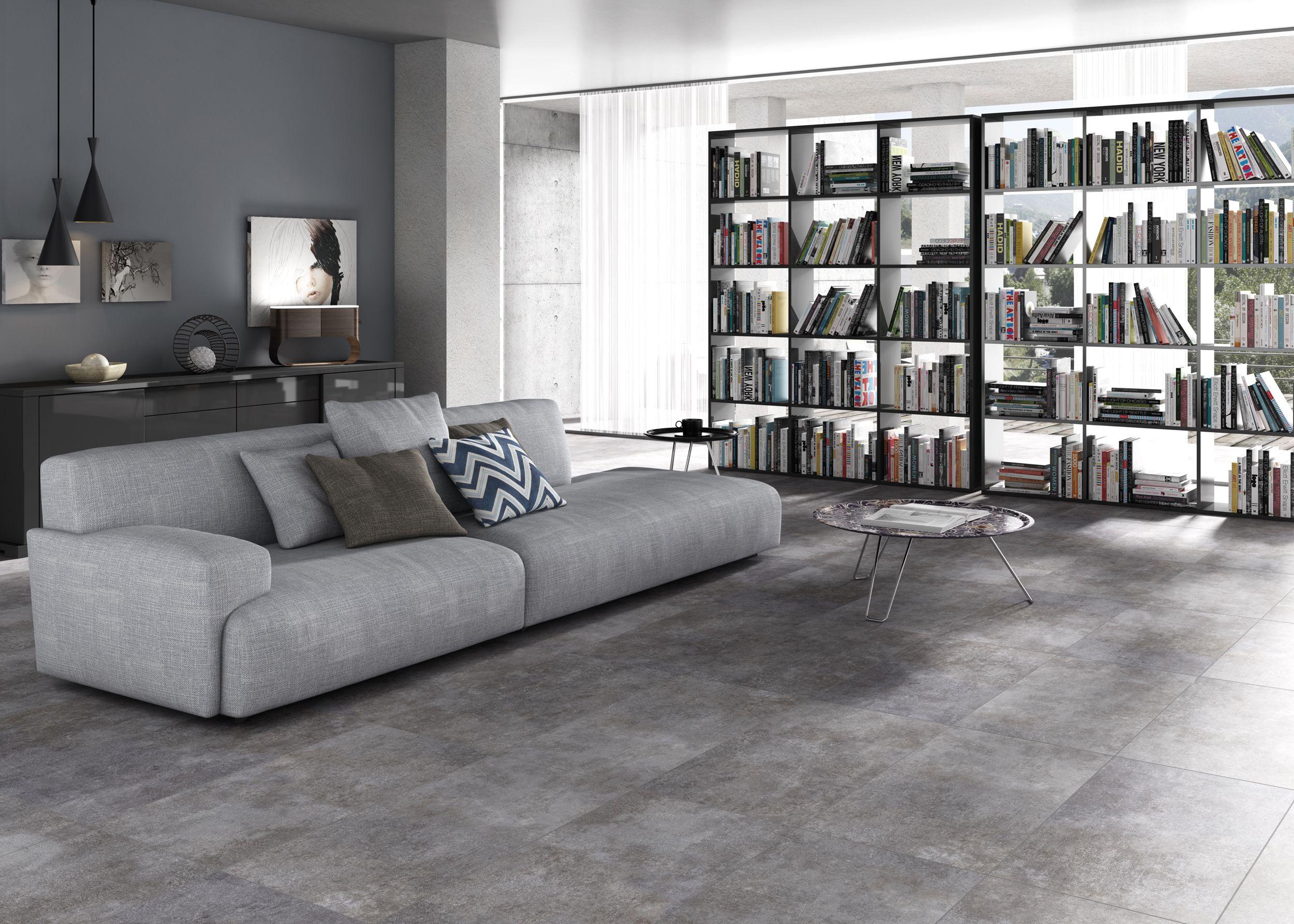 colección concrete. disponible en 30x60, 60x60, 22,5x90 y 45x90 cm