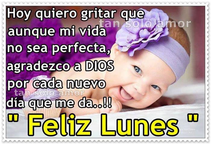 Buenos Días... Dios Les Bendiga Feliz Inicio De Semana