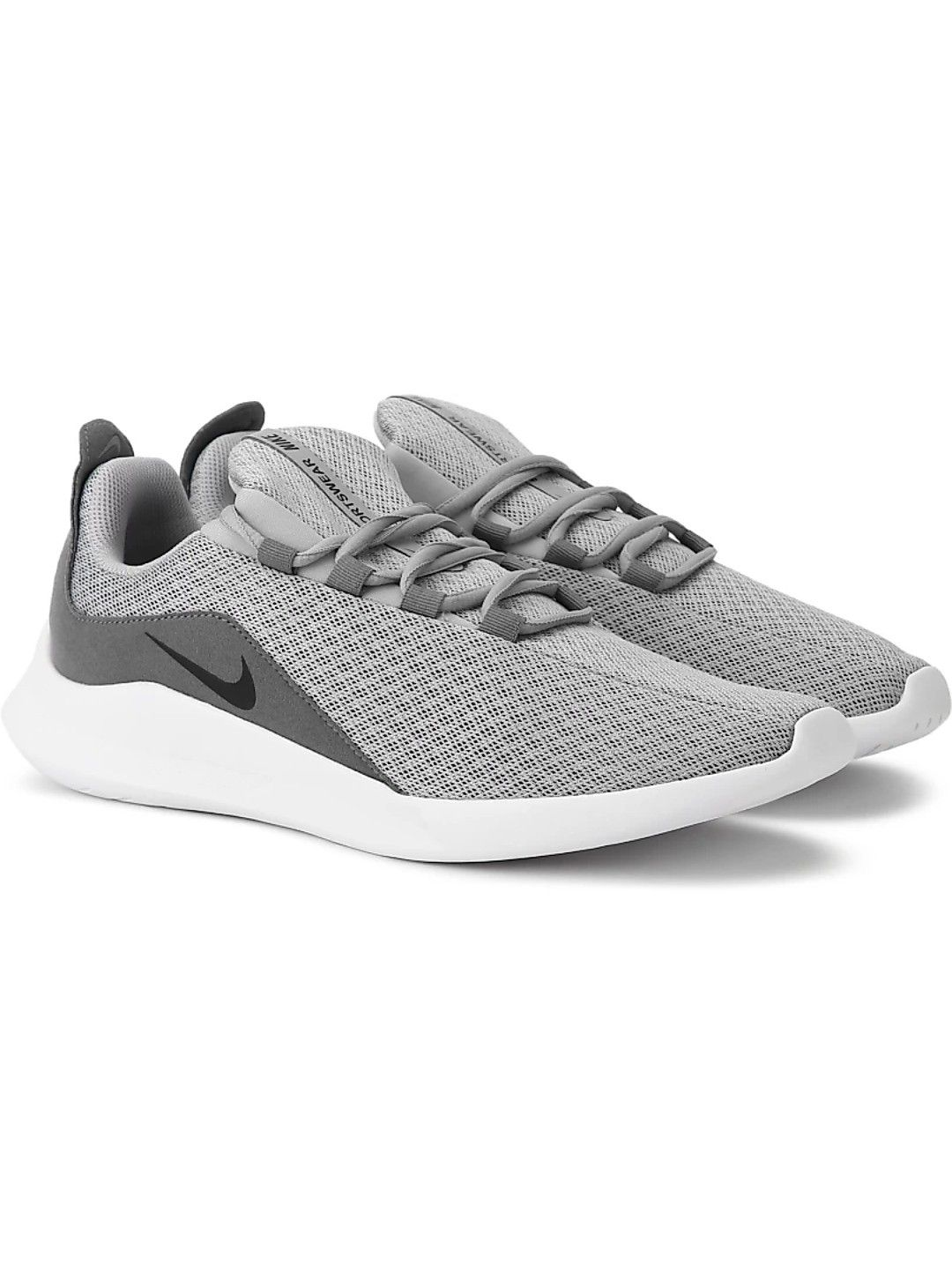 nike shoes grey colour