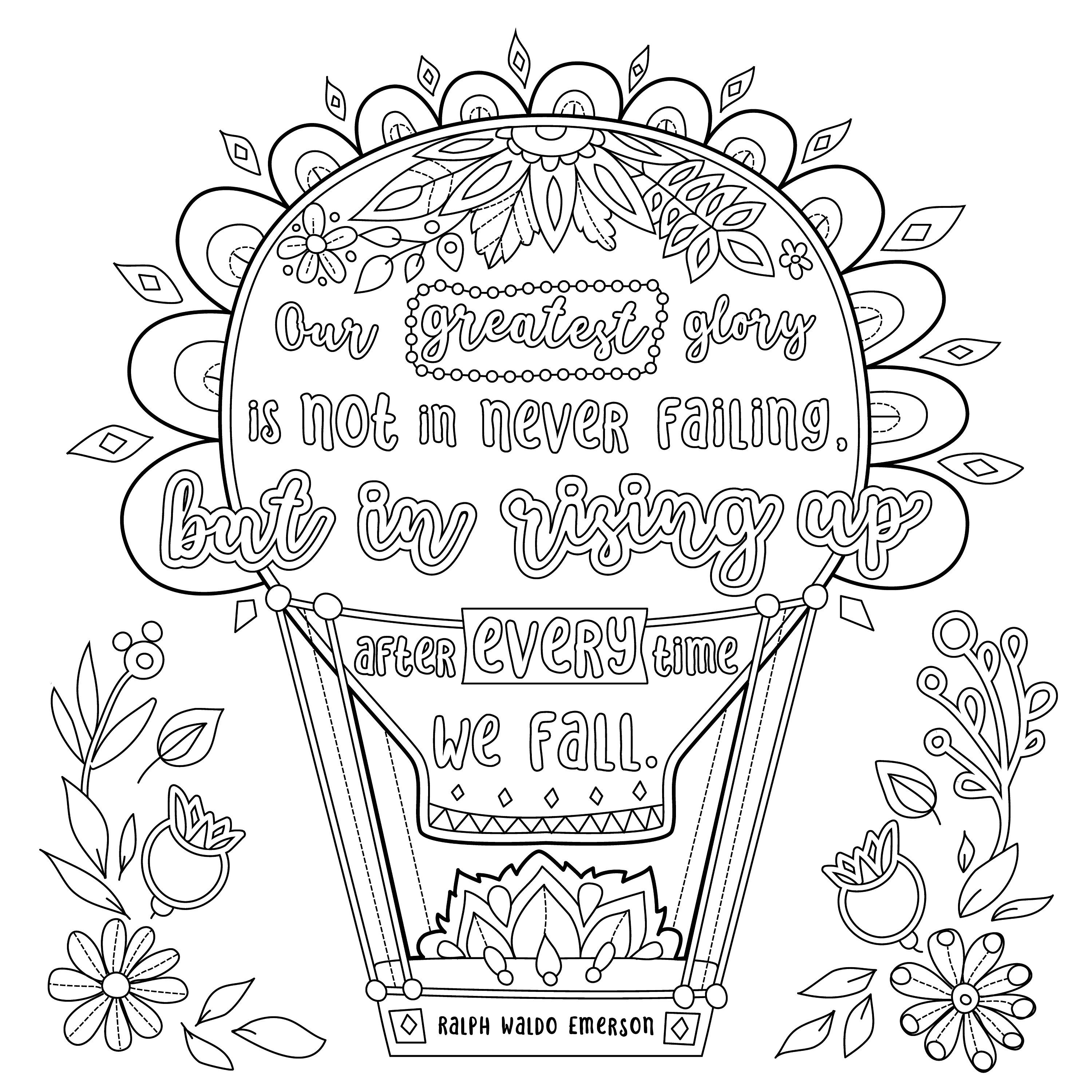 3 Motivational Printable Coloring Pages Zentangle Coloring Book In 2021 Coloring Books Quote Coloring Pages Coloring Pages