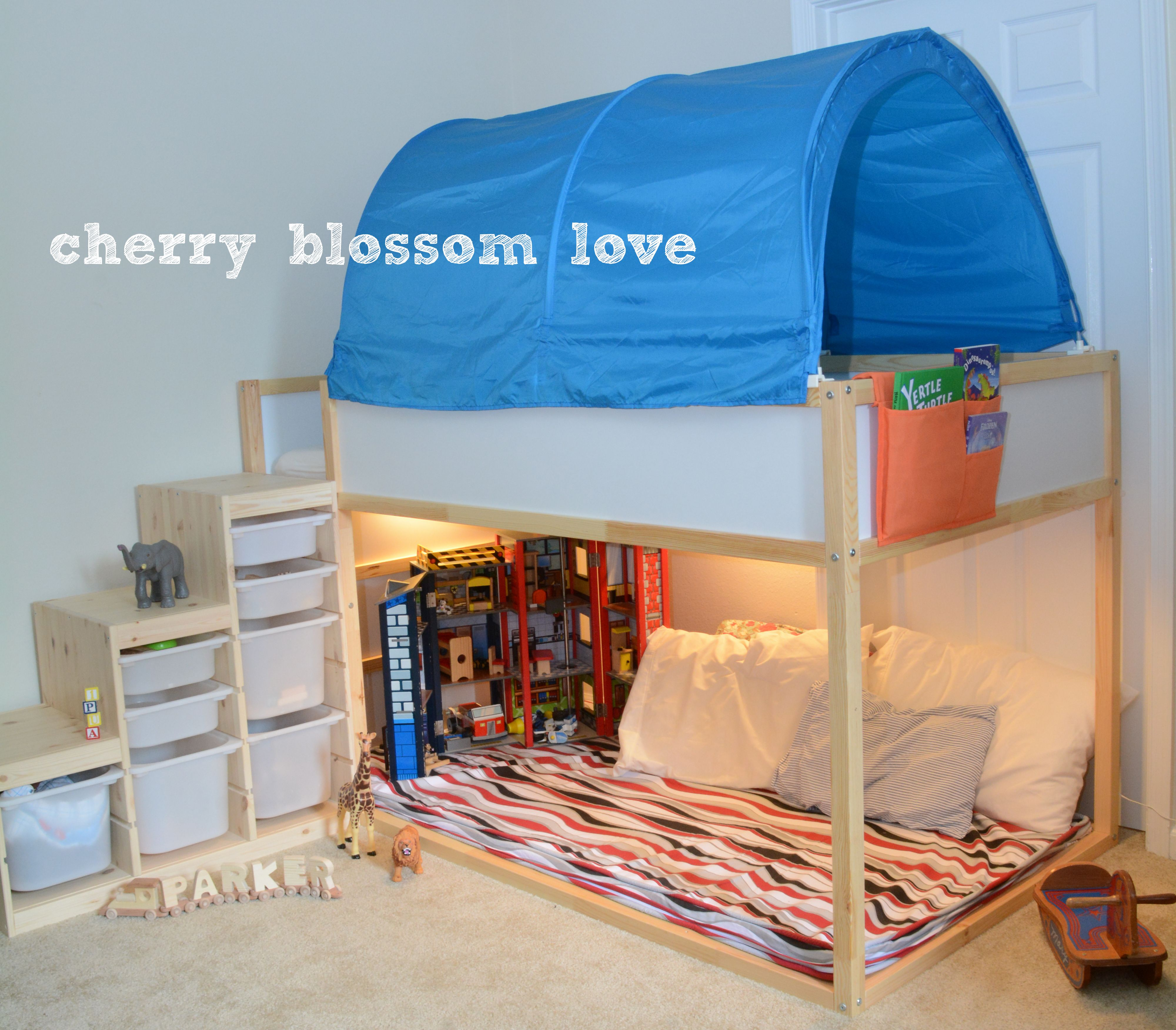 kura bed hack stairs google search f r kinder. Black Bedroom Furniture Sets. Home Design Ideas
