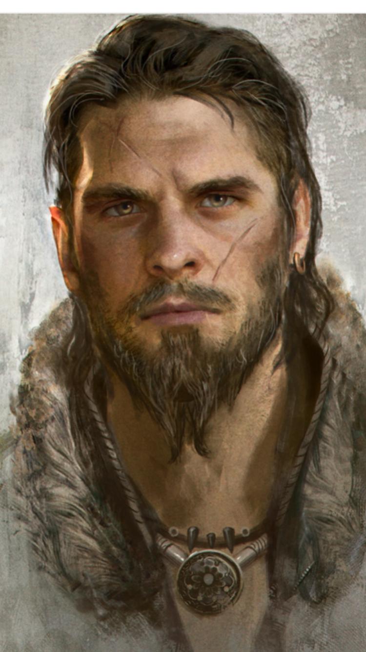 Character Fantasy Male Art