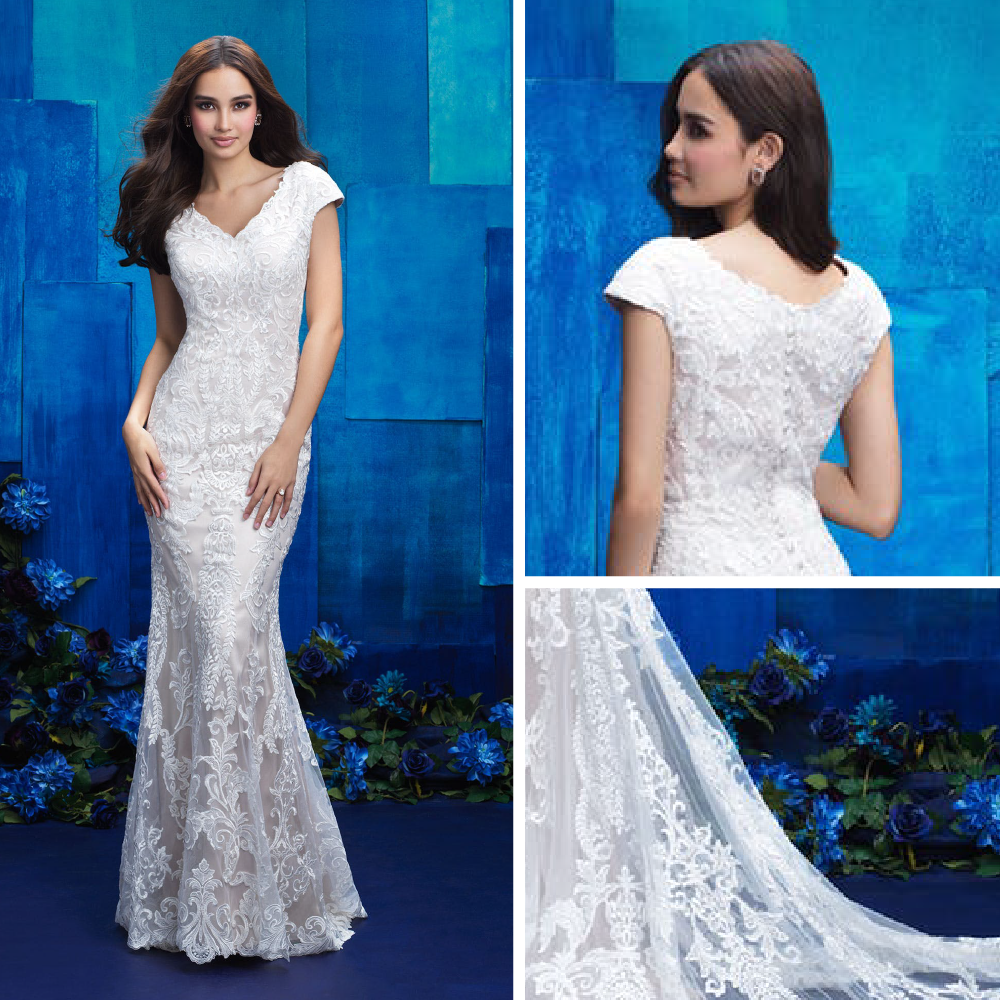 Allure Bridals M570 | ♡ Wedding Dresses ♡ | Pinterest | Allure ...