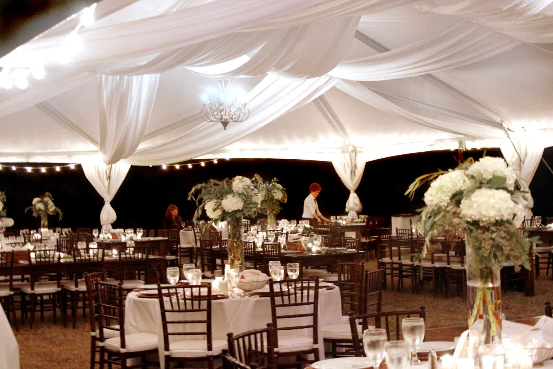 Frame tents oconee events athens wedding tent party
