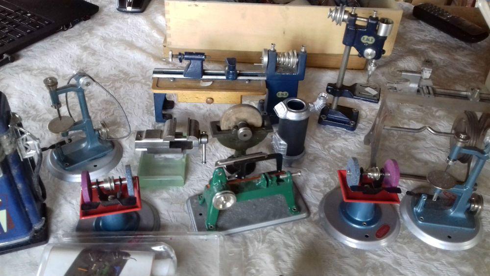 Tolles Konvolut Miniatur Maschinen Werkstatt Garage Puppenstube Antik Ekt Home Appliances Dyson Vacuum Dyson