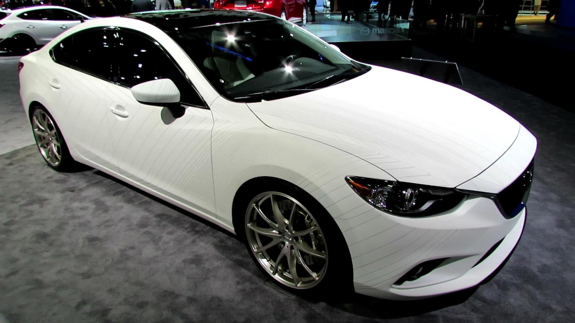 Mazda 6 2015 Interior. 2015 Mazda 6 ClubSport Concept   Exterior And  Interior Walkaround   2014 Detroit Auto Show