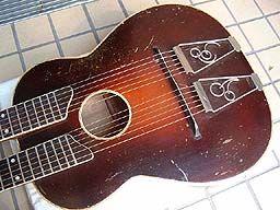 Double Neck Acoustic