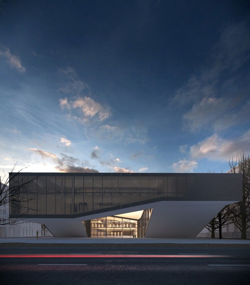 Quarter Cultural Center / Mikolai Adamus