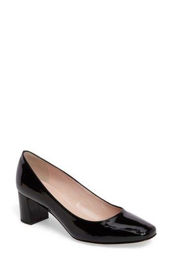 faee02a40d KATE SPADE 'DOLORES' BLOCK HEEL PUMP. #katespade #shoes #   Kate ...