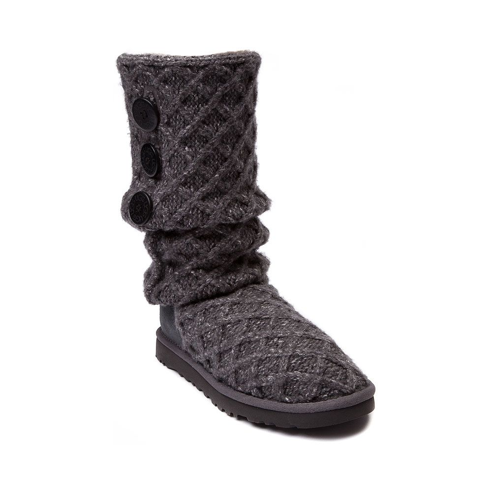 The Lattice Cardy Is A Lattice Knit Boot From Ugg