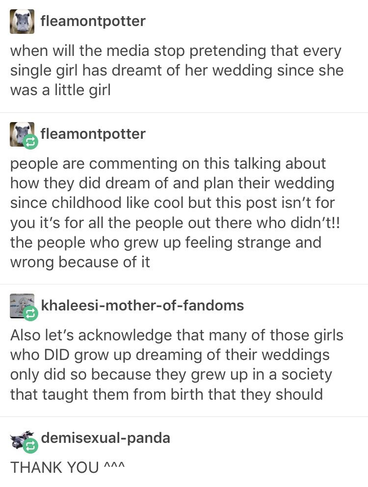 I Definitely Did Not Dream Of My Wedding Day As A Young Never Felt Wrong Because It Just Laughed About The Idea Ever Getting Married